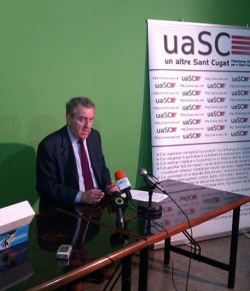 La uaSC reclama sales d'estudi que no suposin cap cost per a l'Ajuntament