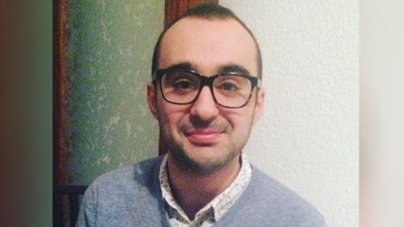 Javi López, candidat a cap de la JNC de Sant Cugat