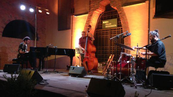 L'espai del Jazz de la Festa Major comença amb bona resposta de públic