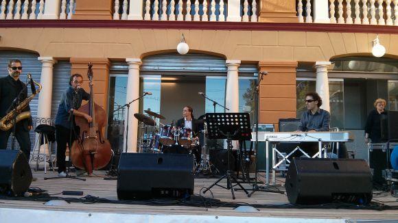 Energia i ritme conflueixen amb un triple concert de jazz al Casino la Floresta