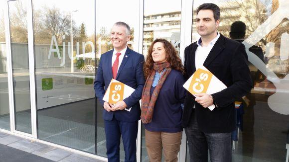 C's portarà al Parlament una proposta per augmentar la ràtio de Mossos a Sant Cugat