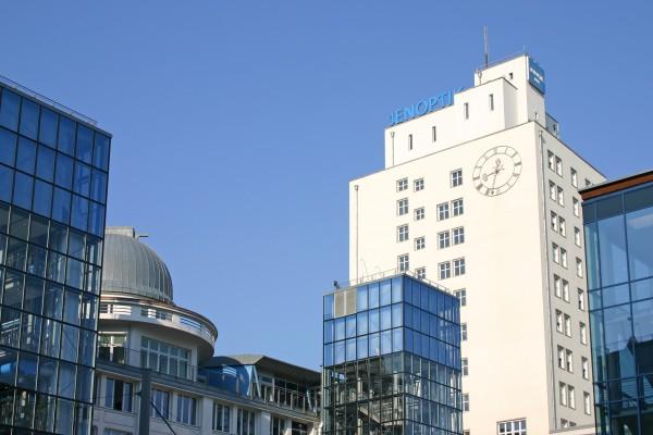 La ciutat alemanya de Jena, nova candidata a seu de l'IET