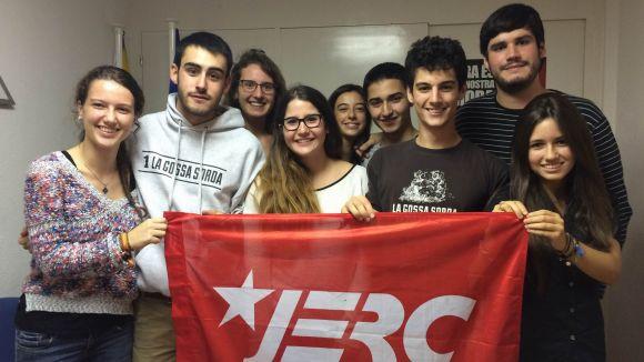 L'executiva de les JERC incorpora noms nous i manté Cahís com a portaveu