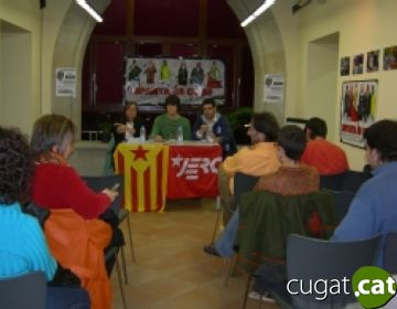 Isabel Pallarès (Intersindical-CSC): 'La classe treballadora no té eines polítiques per superar la crisi'