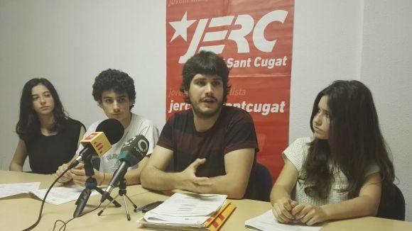 Les JERC insten el govern a complir els acords del pacte pressupostari