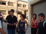 Les joventuts republicanes presenten una queixa formal al cap de la policia estatal a Sant Cugat