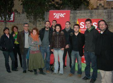 Les JERC criden el jovent a votar sí el 13-D perquè seria 'un dels col·lectius més beneficiats amb la independència'