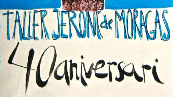 Ja és a les llibreries el calendari solidari del Taller Jeroni de Moragas