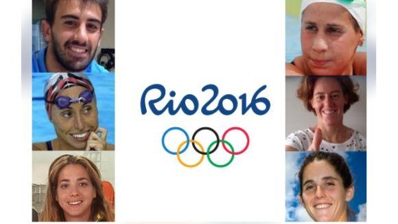 Tres diplomes olímpics: palmarès local a Rio
