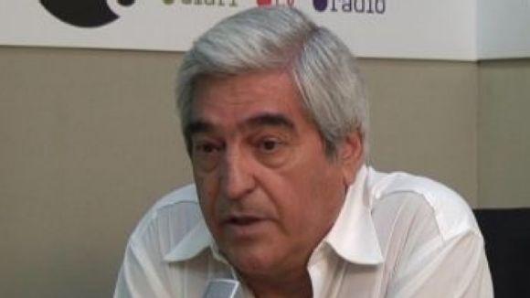 Aymerich: 'L'entrada de Recoder a la Generalitat pot ajudar la nostra ciutat'