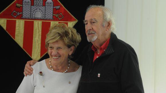 Casajoana deixa la presidència del comitè d'agermanament amb Alba després de 10 anys