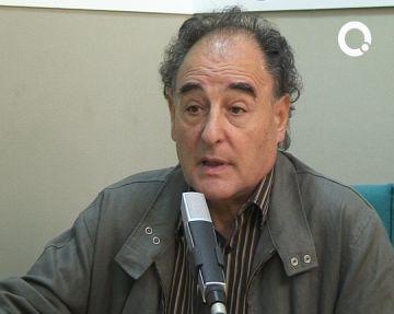 Joan Contijoch durant l'entrevista a Cugat.cat