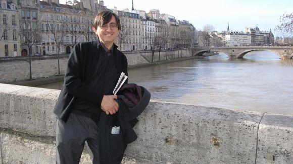 Carles Miró, nou director del Conservatori de Sant Cugat