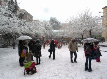 L'Ajuntament inicia una campanya de prevenció de nevades