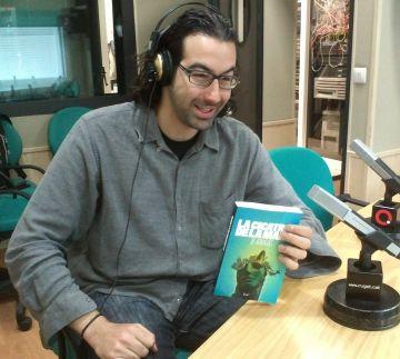 El periodista Joan Ramon Armadàs s'estrena amb una novel·la d'espies ambientada a Sant Cugat