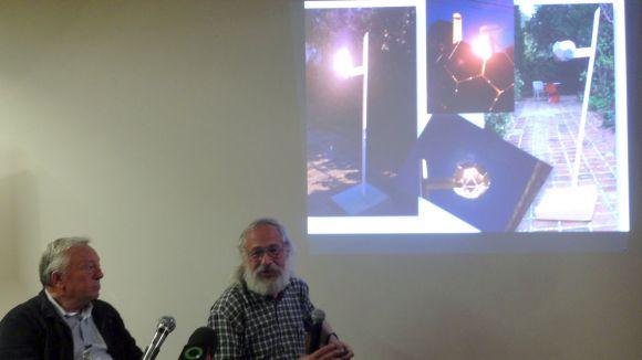 Òmnium promou l'apadrinament del nou peveter per a la Flama del Canigó, dissenyat per Joan Sunyol