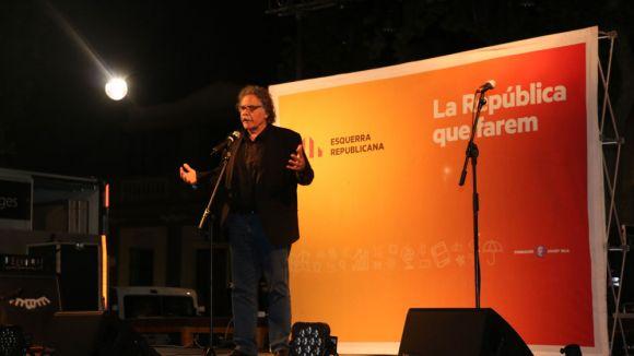 Tardà: 'Ens entristeix i no entenem que una ciutat independentista com Sant Cugat s'aliï amb el PSC'