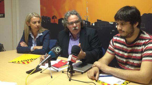 ERC demana a Adif que renunciï als 7,5 milions que li deu l'Ajuntament