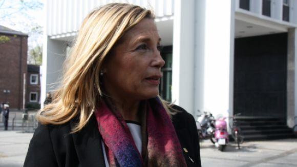 La vicepresidenta del govern, Joana Ortega / Foto: ACN
