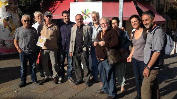 Coscubiela: 'CSQEP ha fet emergir el vot de la lluita social a favor del dret a decidir'