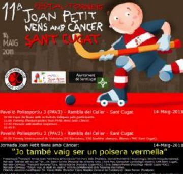 300 nens participaran al Torneig Joan Petit de Sant Cugat