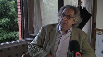 Joan Rovira, a El Mesón