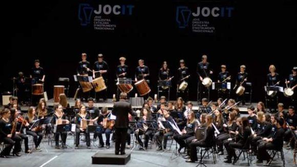Tres alumnes de l'EMTSC participen des d'avui a la JOCIT i faran un concert diumenge a Tarragona