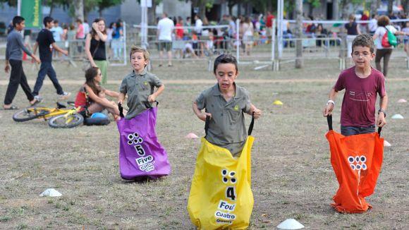 Un jornada de jocs i esport per a totes les edats i condicions físiques / Foto: Localpres