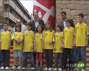 L'esport escolar santcugatenc celebra la seva festa anual