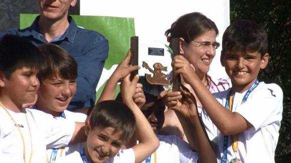 L'Esport-Tast i un major reconeixement dels valors en l'esport centren la cloenda dels Jocs Esportius Escolars