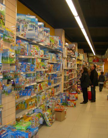 Totes les joguines a la venda a la ciutat compleixen la normativa vigent
