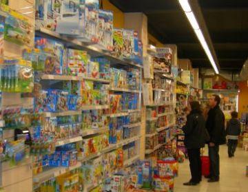 La Policia Local alerta del risc de comprar joguines a l'engròs