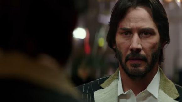 Keanu Revees interpreta l'assassí John Wick