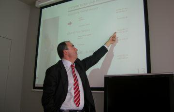 La contenció i la limitació de la inversió, claus del pressupost 2011
