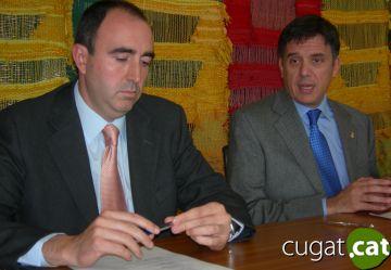 Sant Cugat prepara un pla anticrisi per reactivar l'economia local