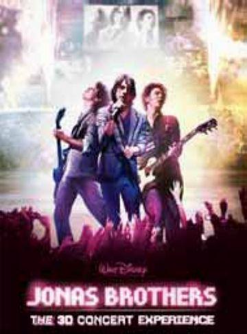 Jonas Brothers, als cines locals