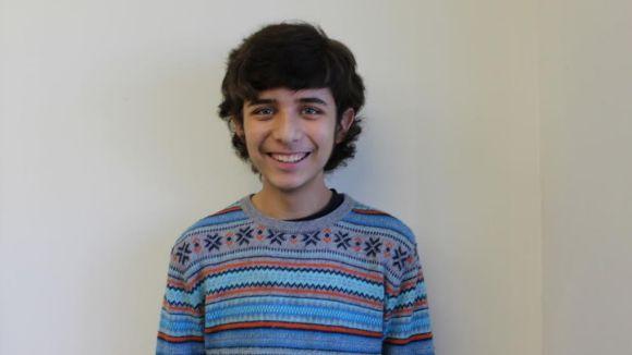 Un jove santcugatenc amb altes capacitats estudia a la universitat Technion d'Israel
