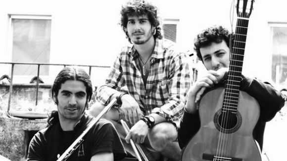 La banda de folk-rock Jonotrucupas aterra avui a La Bohemia