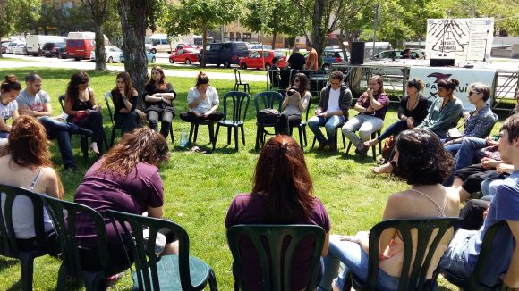 Hora Bruixa treu al carrer el feminisme més propositiu