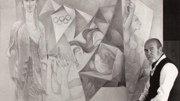 Jordi Alumà presenta 15 obres inèdites a l'Espai Lluís Ribas
