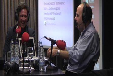 'El món a Rac1', el programa líder de la ràdio catalana, emet des de Sant Cugat