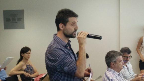 Jordi Calvo (Centre Delàs): 'Els exèrcits el que fan és generar amenaces noves'