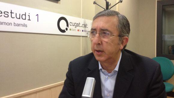 El president del PP assegura que l'ambient al seu partit és de 'pau absoluta i unitat total'