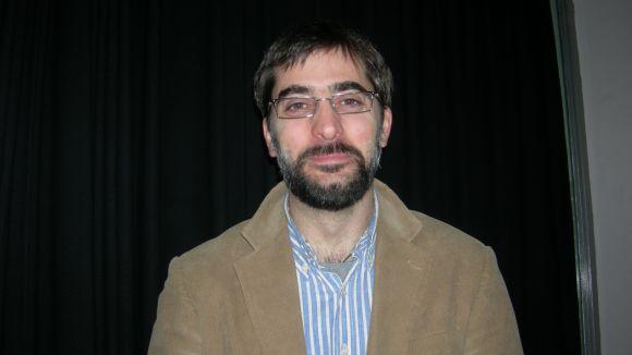 Jordi Collet: 'L'entrada dels pares a classe milloraria els resultats acadèmics'
