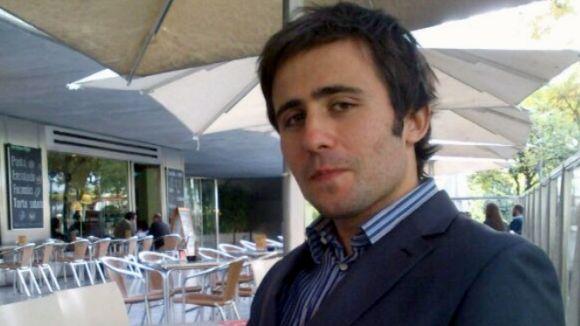 Jordi Domingo, nou candidat a la presidència de la JNC