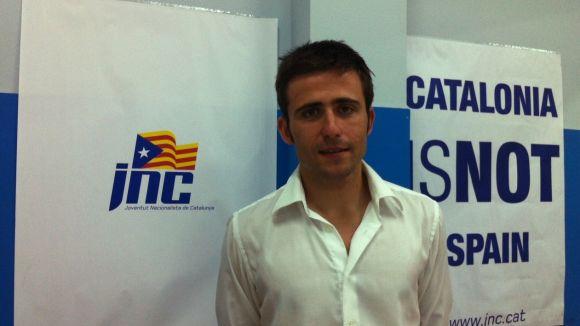 Jordi Domingo és el nou president de la JNC a la ciutat