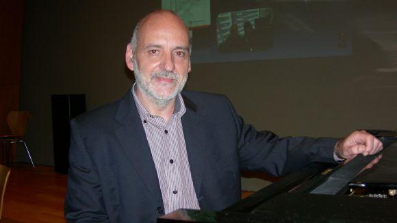 Jordi Jauset: 'La música ajuda els malalts de Parkinson i Alzehimer'