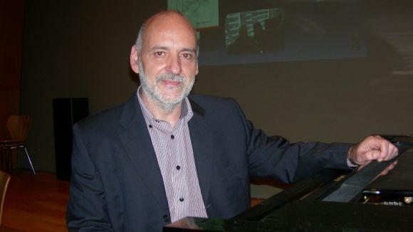 Jordi Jauset participarà al Congrés Internacional 'La música, la seva desconeguda influència'
