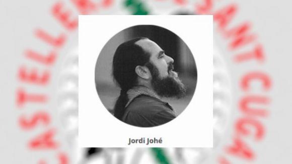 Mor Jordi Johé, excap de colla dels Castellers de Sant Cugat
