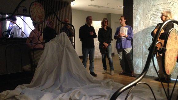 El Premi Loop Discover i Jordi Lara acosten la videocreació al Centre d'Art Maristany